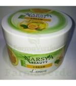Crema faciala cu extract de lamaie 200 ml BGA50 Narsya Beauty