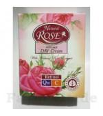 Crema faciala de zi cu extract de trandafir, retinol, Q10 50 ml