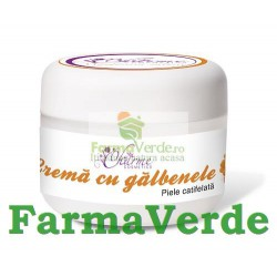 Crema cu galbenele Piele Catifelata 50 ml Charme Cosmetics
