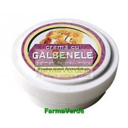 Crema Galbenele,Germeni Grau,Miere 15 gr Manicos