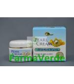 Crema Efect de Intinerire cu Pulbere de Perle 40 gr Ayurmed