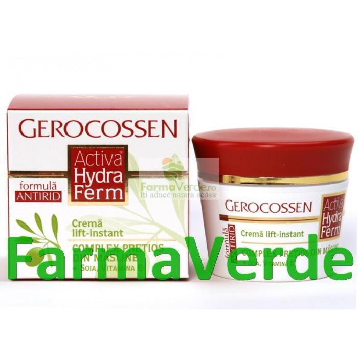 Gerocossen Activa Hydraferm Crema Lift Instant 50 ml