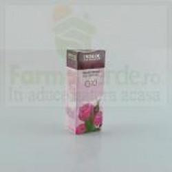 Crema Maini Q10 cu Ulei de Trandafir 50 ml Creativ Aimee