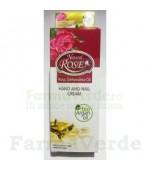 Crema pentru maini si unghii 50 ml BGA21 Natural Rose