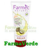 FARMEC NATURAL Crema Maini si Unghii cu Argan 100 ml