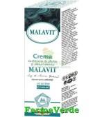 MALAVIT crema cu extracte de plante si uleiuri eterice DAMAR