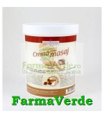 Crema pentru masaj anticelulitic scortisoara 1000 ml Casaherba