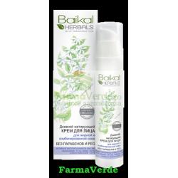 Crema matifianta de zi pentru ten gras si mixt BH5 Cosmetica