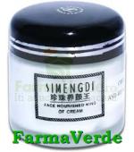Crema de noapte antirid nutritiva 50 ml Naturalia Diet