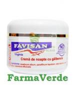 Crema de noapte cu galbenele 300 ml Favisan