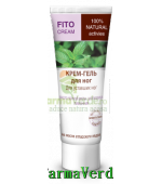 Crema pentru picioare obosite cod FI 13 Fito Cosmetica Verde