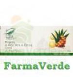 Crema cu Propolis & Aloe Vera & Catina 40gr Medica ProNatura
