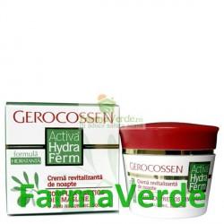 Gerocossen Activa Hydraferm Crema Revitalizanta de noapte