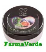 LOVE 2MIX Crema pentru sani efect push-up cu extract de smochine
