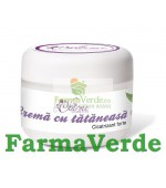 Crema cu tataneasa Cicatrizant Forte 50 ml Charme Cosmetics