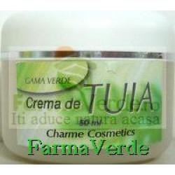 Crema de Tuia 50 ml DaciaPlant