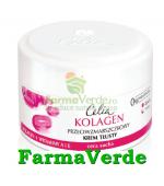 Crema antirid grasa de zi si noapte cu Vitamina A si E Celia