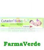 Cutaden Bebe Crema Protectoare 40 gr Antibiotice Iasi