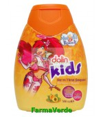 Dalin Sampon Par si Corp cu Caise KIDS 300 ml