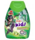 Dalin Sampon Par si Corp cu Mere KIDS 300 ml