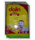 DALIN SCUTECE MINI 3-6 KG, 56 BUCATI