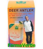 Deer Antler (extract din corn de cerb) 500 mg 30 cps Yong Kang