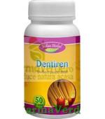 Dentiren pulbere pentru dinti 50 gr Indian Herbal