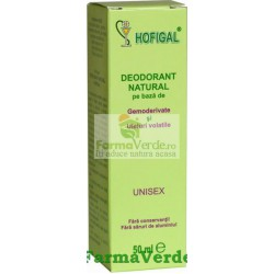 Deodorant Natural 50 ml Hofigal