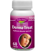 Derma Treat Sanatatea Pielii 60 capsule Indian Herbal