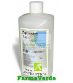 Dermotan Basic Sapun Maini si Corp 500 ml Antiseptica