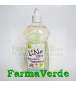 Detergent pentru vase BIO nuci de sapun, aroma de lamaie verde
