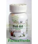 Diab-aid Regleaza Glicemia 60 capsule Zenit Overseas
