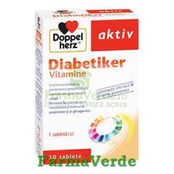 Doppelherz Aktiv Diabetiker Vitamine 30 tablete