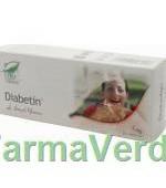 Diabetin 30 capsule Medica ProNatura