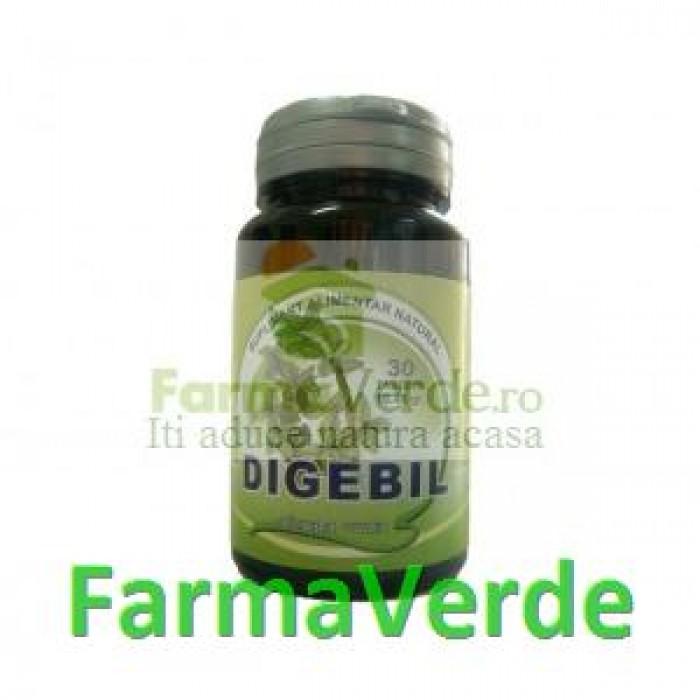 Digebil 37,5 mg 30 tablete Herbavit