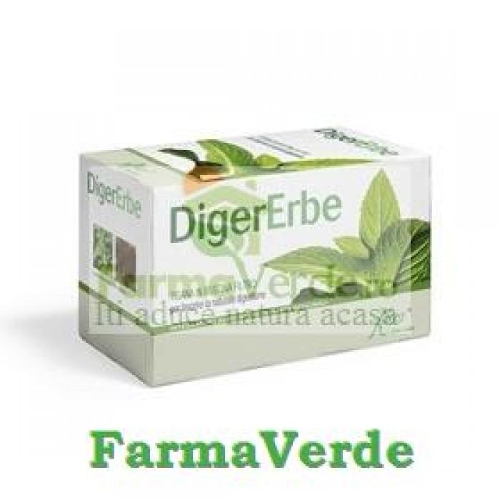 DigerErbe 30 tablete Aboca