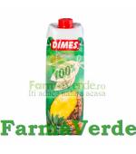 Dimes Suc Natural de Ananas 1L SanoVita