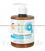 DOCTORUL CASEI Balsam-masca nutritiva cu laptisor de matca UDC40