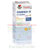Doppelherz Omega-3 Junior Copii Sirop 250 ml