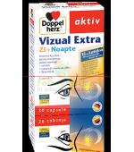 Doppelherz aktiv Vizual Aktiv Extra Zi si Noapte 30 capsule