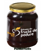 Dulceata din fructe de padure 370 gr Bun de Tot Dacia Plant