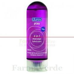 Durex Play Gel De Masaj Lubrifiant 2 in 1 Stimulating 200 ml