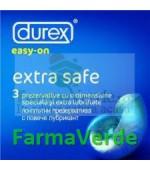 Durex Extra Safe 3 buc