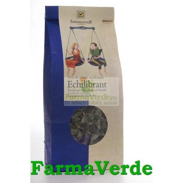 Ceai Amestec de Plante Echilibrant Ecologic 50 gr Sonnentor