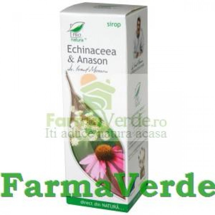 Sirop Echinacea & Anason 100 ml Medica ProNatura