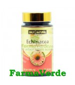 Echinacea 590mg 60 capsule Only Natural