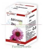 Echinaceea + Zinc 30 cps FarmaClass