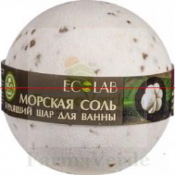 ECOLAB Bila efervescenta baie cu extract de mangostin ECO72