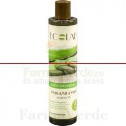 ECOLAB Gel de dus revigorant ECO26 Cosmetica Verde