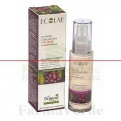 ECOLAB Crema-ser facial rejuvenant de noapte cu acid hialuronic